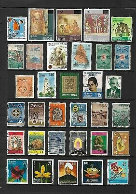 CEYLON/SRI LANKA stamp selection (REF.110)