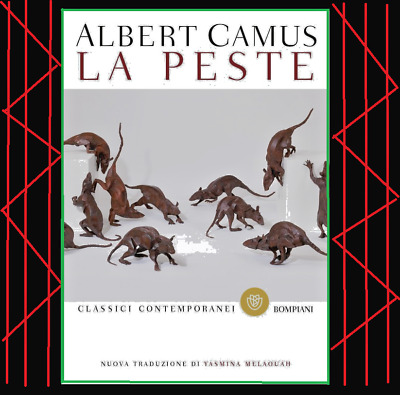 La peste 🐀 di Albert Camus - Ebook