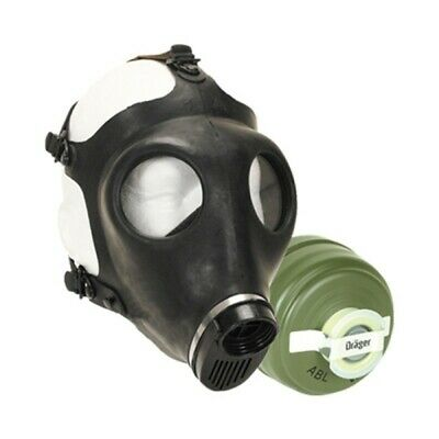 Israeli Gas Mask  Kids Youth Civilian New Never Used - w/ sealed Nato Filter NBC