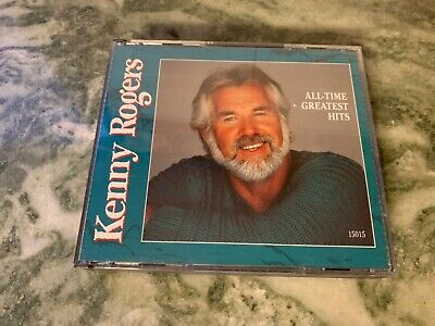 Kenny Rogers 36 All Time Greatest Hits 3 Cd Box Set Gambler Lucille Lady
