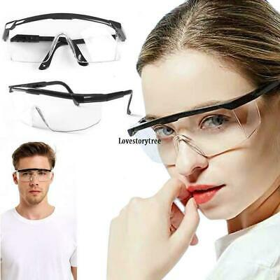 Protective Glasses Medical Anti-virus Safety Goggles Work Lab Eye Protection