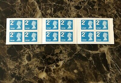 Stamps Second Class Large Letter X100 Items Sent Large Letter Genuine New
