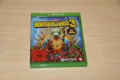 Borderlands 3 - Standard Edition (Xbox One, 2019) Wie Neu Top USK 18