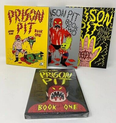 PIN YESTERDAYS CO SDCC 2018 EXCLUSIVE JOHNNY RYAN/'S PRISON PIT 2 PACK