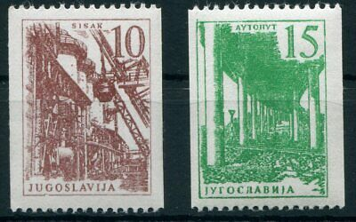 (TV01162)  Jugoslavia 1958  Stamps