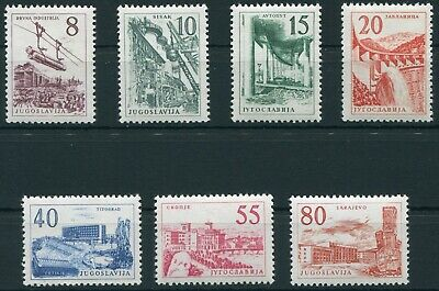 (TV01163)  Jugoslavia 1959  Stamps