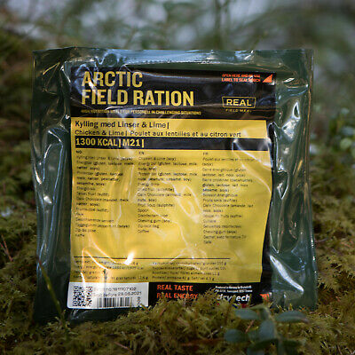 Norwegian Arctic Field Ration, Mre, Meal Ready To Eat, Military, Army