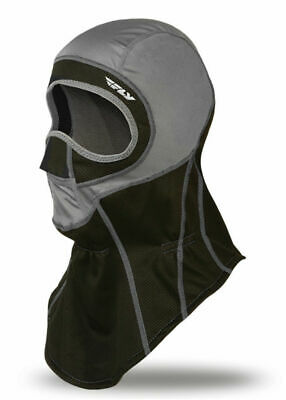 Fly Racing Ignitor Youth Balaclava Facemask Black/Gray
