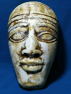 The priests of the Temple of Amun.  A rare piece
