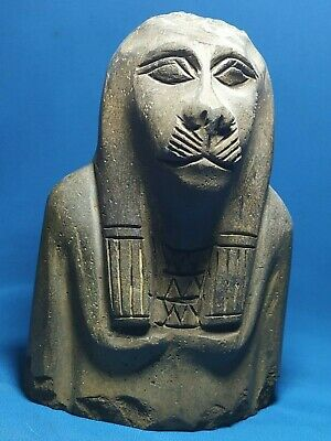 The strong lady Sekhmet, the civilization of ancient Egypt 2