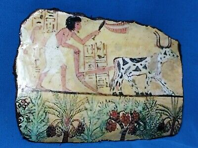 A very rare piece of ancient Egypt civilization. 3