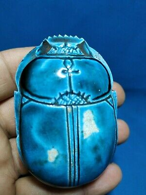 Royal Scarab is very rare ancient Egyptian civilization. 8