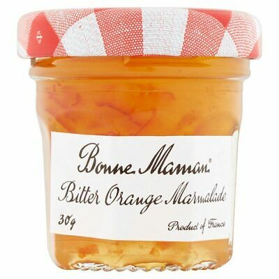Bonne Maman Bitter Orange Marmalade x 15 individual 30g portion jars