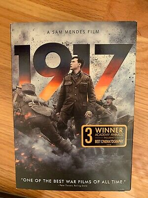 1917 DVD New! With Movie Jacket.