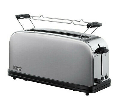 Russell Hobbs 24371-56 Inspire Black Grille-pain 2-Fente-Grille-pain 1050 W Noir