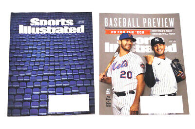 Sports Illustrated (Spring 2020) [BRAND NEW, FROM SUBSCRIPTION] Baseball Preview