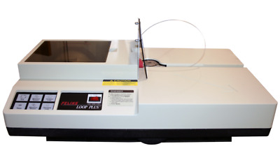Reggiatrice Fasciatrice [LOOP-PLUS FELINS] The table-top banding machine