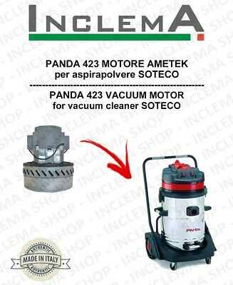 PANDA 623 Vacuum Motor Amatek for vacuum cleaner SOTECO