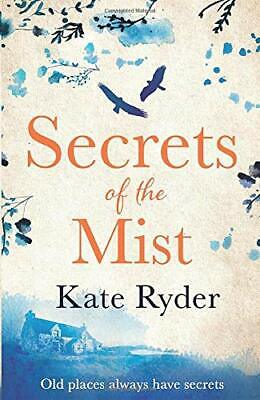 Secrets of the Mist by Ryder, Kate Book The Cheap Fast Free Post
