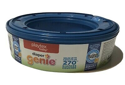 Playtex Diaper Genie Refill Bags for Diaper Genie Diaper Pails 270 Count