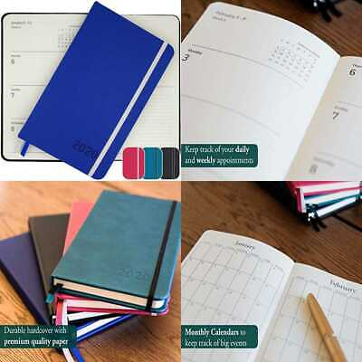 Goal Planner & Undated Daily 2020 Weekly Day To Improve Productivity Pla