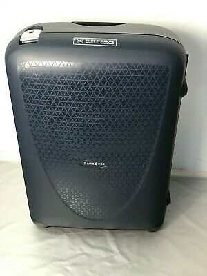 Samsonite Termo Young Upright  Koffer Reisekoffer 75 cm 88L Schwarz Black