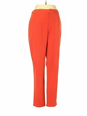 Forever 21 Women Red Dress Pants L
