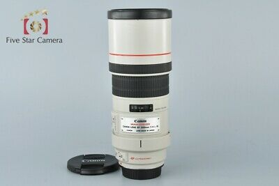 Excellent-!! Canon EF 300mm f/4 L IS USM