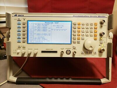 IFR 2947A Communications Service Monitor -8061
