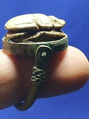 Pharaonic ring very beautiful and rare ancient Egypt civilization 1