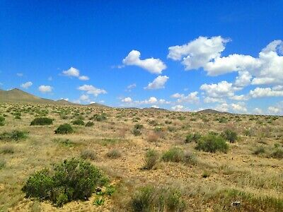 Rare 1 Acre Lake Mohave Ranchos Ranch! Near Las Vegas, Road & Power! No Reserve!