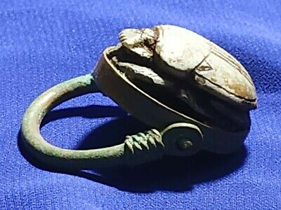 Pharaonic ring very beautiful and rare ancient Egypt civilization 5