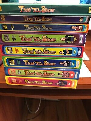 that 70's show complete series dvd