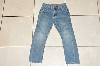 Boys Next Distressed Light Blue Skinny Jeans Size 3-4 Years