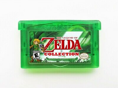 Legend of Zelda Collection Links Awakening DX (5 Games in 1) Gameboy Advance GBA
