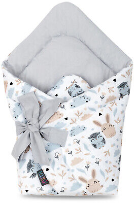 Baby Infant Blanket Baby Pod Swaddle Bag Baby Nest Animals High Quality