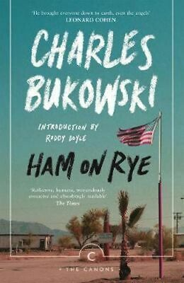 NEW Ham on Rye By Charles Bukowski Paperback Free Shipping