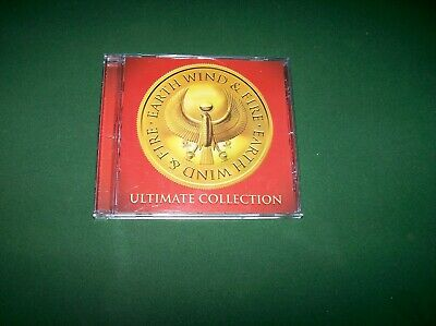 Earth Wind & Fire Ultimate Collection Cd.