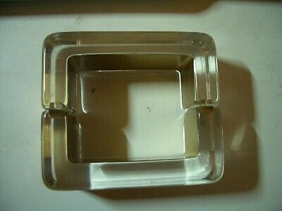 Magnetic Plastic Clear Ladies Bracelet - Good Condition - Sell for Charity