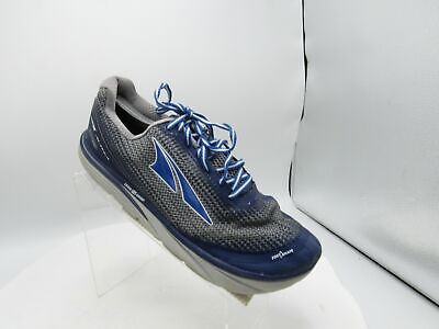Altra Torin 3.0 Size 11.5 M Blue Mesh Running Training Mens Shoes