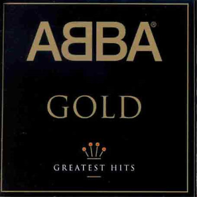 Abba - Gold - Greatest Hits CD NEW