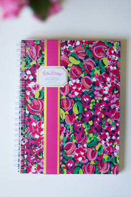 NWT Lilly Pulitzer Mini Notebook Featured in Wild Confetti #153412