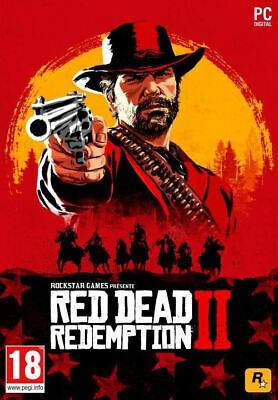 Red Dead Redemption 2 Epic Games High Quality offline account PC