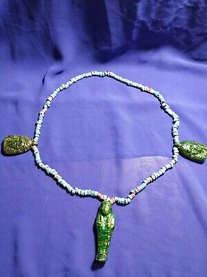 Pharaonic necklace is very rare ancient Egypt civilization.. 1