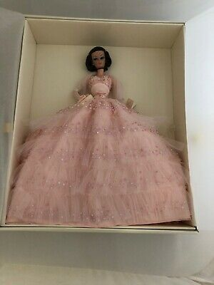 Limited Edition Silkstone Barbie In the Pink Fashion Model Collection