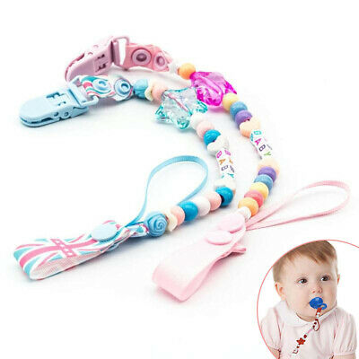 silikon kleinkind nippel kette dummy baby schnuller clips soother baby