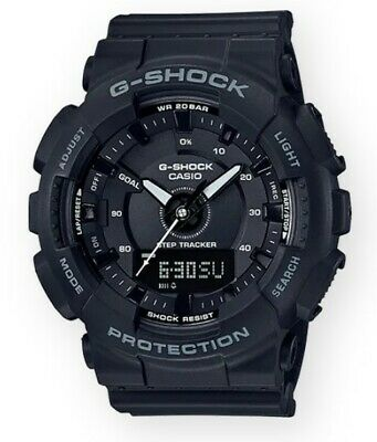 Casio G-Shock Unisex Quartz Illumination Step Tracker 49mm Watch GMA-S130-1A