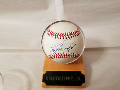 Ken Griffey Jr Auto Autograph Signed Authentic Baseball GAI Certified-WOW-NICE!!