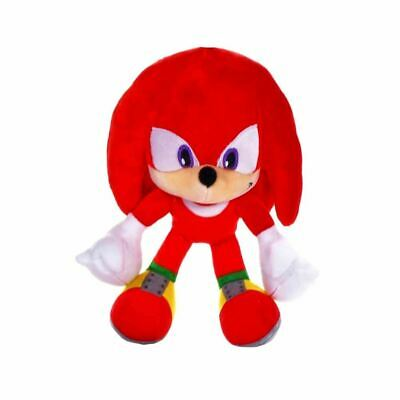 """Sonic the Hedgehog Knuckles 12"""" Plush Toy - Red Character"""