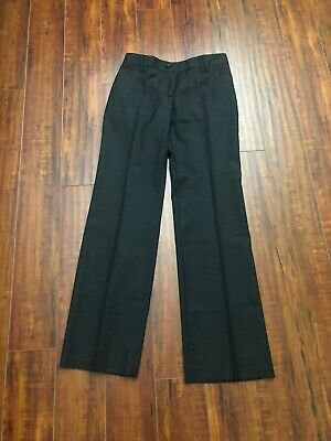 DOLCE & GABBANA Women's Cashmere Wool Dress Pants - Size 38 - Made In ITALY